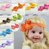 15 Colors Free Shipping INFANT BABY TODDLER GIRLS HEADBAND H...