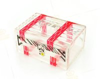 Transparent Magic Box Treasure Box Free Shipping Close Up Ma...