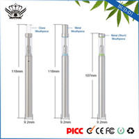 E cig starter kits disposable bud d1 pyrex Glass tank 510 Ca...