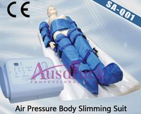 Air Wave Pressure Pressotherapy Lymphatic Drainage Detox Fat...