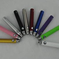 EGO EVOD аккумулятор электронные сигареты Vape Pen Fit 510 нить MT3 CE4 CE5 CE5 CE6 Paureizer распылитель 650 900 1100 мАч красочные против эго-т