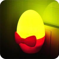 LED Yumurta Bar Masa Lambası Led Parlayan Işıklı Yumurta Gece Işık Noel CYA10 için