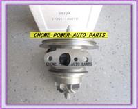 1 PC Twin Turbo Cartouche Turbo Core CT12A 17208-46010 17201-46010 Turbocompresseur pour Toyota Lexus Soary Suverer Supra 1990- 1jz-gte 1jzgte 2.5L