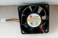 원래 FD486025EB 6CM 6025 48V 0.11A 3 라인 팬