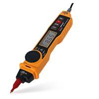 Freeshipping NCV AC DC الجهد الحالي المقاومة ديود الاتصال Multitester القلم نوع رقمي متعدد