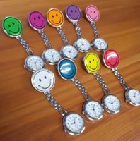 Wholesale 100pcs lot Mix 10colors night nurse luminous watch...