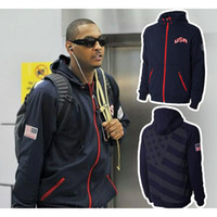 USA basketball team exercise tracksuits for men new fitness ...