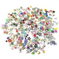 new hot selling Alloy mix Lovely Colorful floating charm for...