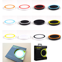 Universal Qi Wireless power Charger Mini Charging Pad For Ip...