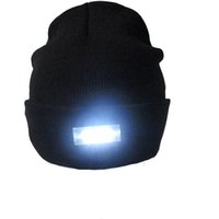 300pcs Free DHL Led Winter Beanie fashion led glowing knitte...