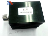 alta potenza 50watt DC-3G N maschio spina Dummy load 50 ohm connettore terminale con dissipatore di calore spedizione gratuita