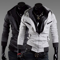 stylish premium hoodies Men CSOL Assassins Creed street fash...