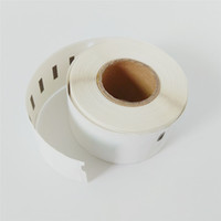 20 x Rolls Dymo 99010 Dymo99010 compatible Labels 89x28mm 130 labels per roll Dymo LabelWriter Turbo Twin 400 450