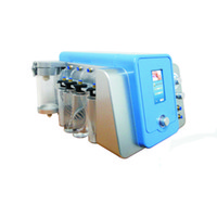 Portatile HydroderMabrasion Hydro Dermabrasion Acqua Dermabrasion Diamond Peel Machine Microdermabrasion Macchina per la pelle Peeling
