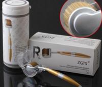 Heiß !!! 0.2-3.0mm 192 stifte zgts derma Rollensystem-Hautpflegerolle ZGTS DHL geben Schiff frei
