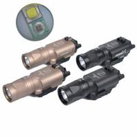 X300V Latarka Taktyczna Light Light Light Lights z IR