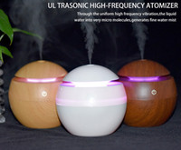 130ML USB Ultrasonic Humidifier LED Aroma Diffuser Difusor D...