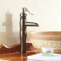 Free shipping high end european antique bathroom faucets, sin...