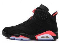 2020 zapatillas de baloncesto zapatos zapatillas infrarrojos 6 zapato gs calzado día de tarjeta del día de San Valentín infrarrojo negro ante Gatorade Golden Harvest Medium Ol