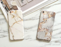 Wholesale Marble cromo case para iphone 7 case luxo mármore capa para iphone x 7 plus 6 s 6 plus 8 tpu saco do telefone para samsung s8 s8 plus