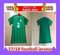 2017- 2018 Northern Irelan football shirt 17- 18 qualité thail...