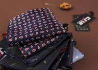 Hankerchief bolso quadrado 24 cor jacquard tecer lenço de guardanapo dos homens para gravata festa de casamento festa de coquetel de natal livre Fedex TNT