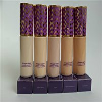 Top qualtiy Shape Tape Contour Concealer 5 cores Fair Light Light medium Médio Areia Leve 10ml base líquida