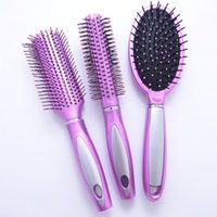 2018 Top Fashion Special Offer Pvc Hairbrush 3pcs Hair Brush...