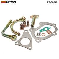 EPMAN - Kit de ligne de joint d'eau Turbo Oil pour Subaru Impreza EJ20 EJ25 TD05H TD06H TD06SL2 EP-CGQ49