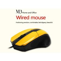 Multicolor 1. 5m USB Wired Mouse Simple Design Gamer Preferre...