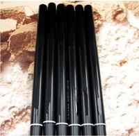 12 pcs / lot pro maquillage rotatif rétractable gel brun brun gel d'eyeliner beauté beauté