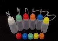 10 мл e жидкий материал бутылки пластиковые пустые бутылки сока для E-сигареты масло Аксессуары бесплатная доставка