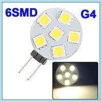 1W 3W 4W 5W 6W G4 LED 5050 SMD светодиодные лампы 180 градусов белый теплый белый свет прожектора заменить галогенный свет Пейзаж