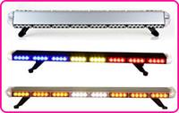 Hochwertiger 104cm 70W LED-Auto-Notfall-Lightbar, Warnlichtbalken, Auto Blitzlicht für Polizei / Krankenwagen / Feuerwehr-Motorfahrzeug, wasserdicht