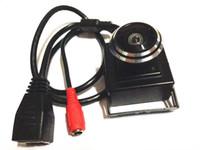 Macchina fotografica del foro del peep del cctv della porta della macchina fotografica del IP di 720P HD, grandangolare eccellente grandangolare della macchina fotografica del foro dell'occhio della porta. Trasporto libero DHL / EMS / ARAMEX.