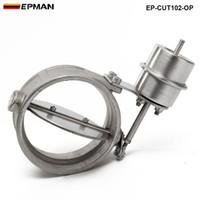 EPMAN -NEW فراغ ر المنشط العادم انقطاع / تفريغ 102MM مفتوحة الضغط نمط: حوالي 1 BAR EP-CUT102-OP