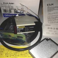 Omron كهروضوئية التبديل مجسات E3JK-R4M1 24-240VAC 12-240VD الأصلي جديد ضمان جودة عالية لمدة سنة واحدة