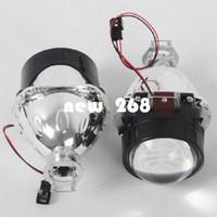 "2 x 2.5 ""Mini HID BIXENON-projector lenskits voor H1 Bulb auto met mini waanzin"