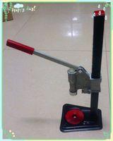 Máquina de nivelamento de garrafa de cerveja Máquina de nivelamento manual Máquina de selagem Máquina de nivelamento de garrafa de vidro