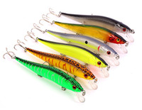 Underwater Channeling Move Artificial Plastic Fishing Lures ...