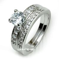 Кольцо обручальное женское из белого золота gf с бриллиантами R281, размер 6-9