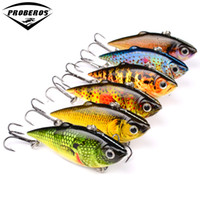 6pc Top Quality New Design Painting Fishing Lures 2 .5