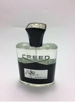 Erkekler için 2017 Yeni Creed aventus parfüm 120 ml uzun ömürlü zaman ile iyi koku yüksek koku capactity Ücretsiz Kargo