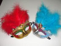 Mulheres Sexy Hallowmas Máscara veneziana máscaras de baile de máscaras com 11 máscara de dança máscara de festa de dança 30 pçs / lote
