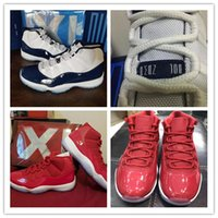 High Quality 11 Win Like 82 Basketball Shoes White Midnight ...