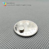 1 paket N42 NdFeB Mıknatıs Disk Çapı 6x2 mm Dia. 0.24 '' Hassas Mıknatıs Neodim Mıknatıslar Silindir Sensörü Nadir Toprak Mıknatıslar