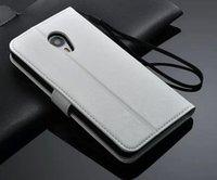 Venda clássico para meizu mx4 pro case fino bonito ultra-fino carteira virar capa colorida capa bolsa de couro case para meizu mx4 pro