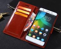 Huawei 명예 4C 케이스에 대한 휴대용 원래 다채로운 지갑 플립 커버 Huawei 명예 4C에 대한 귀여운 울트라 얇은 슬림 고급 가죽 케이스