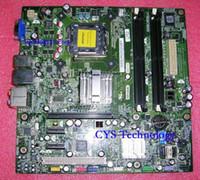 Scheda dell'apparecchiatura industriale per la scheda madre originale INS 518 DG33M04 K068D 0K068D Il chipset DDR2 LGA775 G33 ddr2 funziona perfettamente