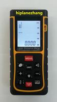 80M / 262Ft 핸드 헬드 레이저 거리 측정기 범위 파인더 면적 부피 측정 E80